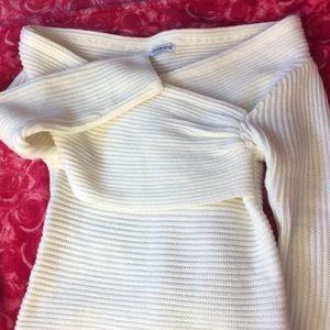 Fashion Nova off shoulder sweater